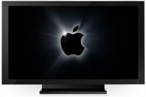 Телевизор с яблочным характером