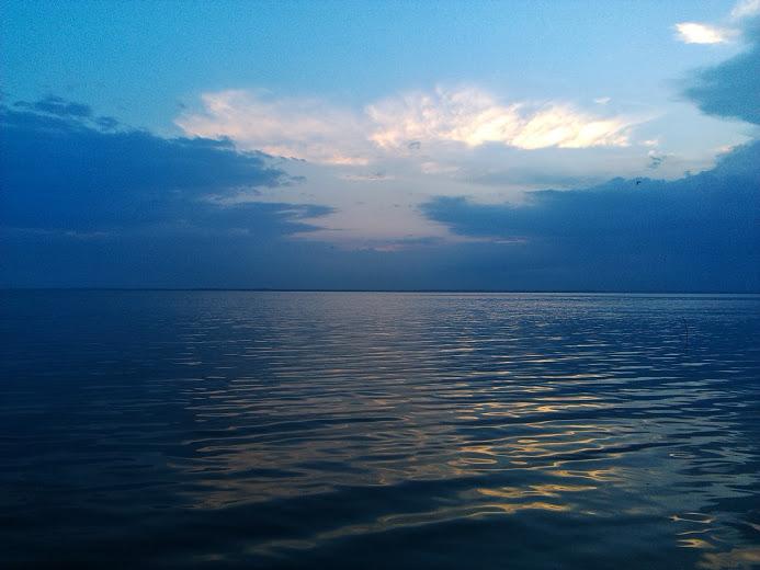 Черноморский лиман, Одесская область, Украина