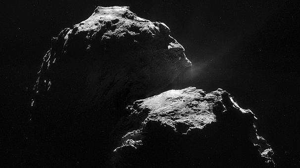 Комета 67P/Чурюмова-Герасименко