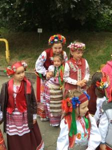 """Театр песни """"Ладоньки"""""""