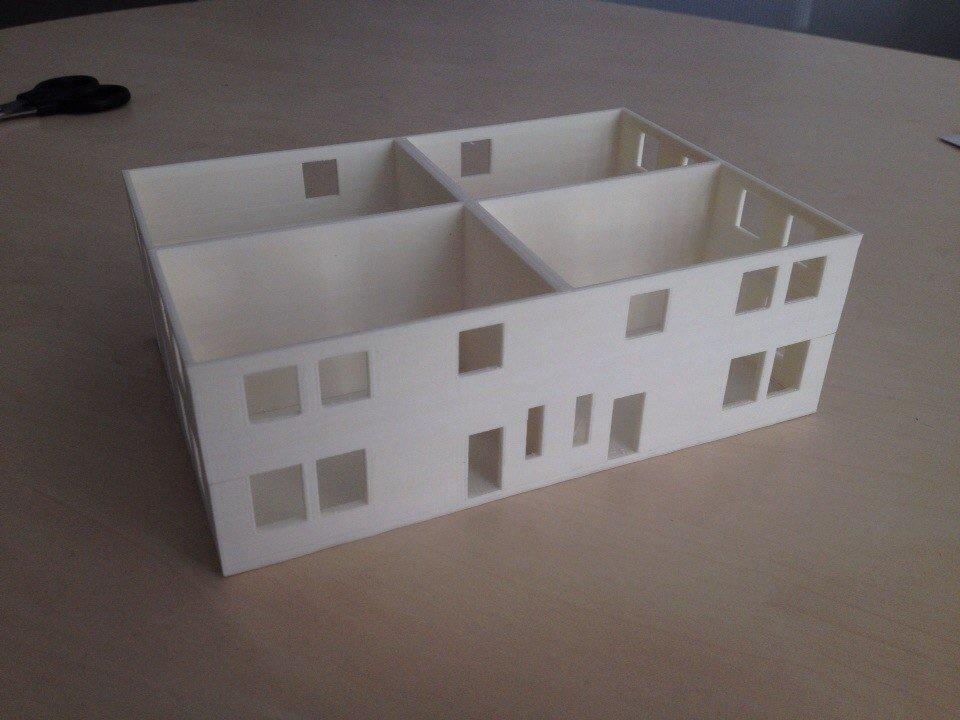 """Дом 3D, фото - студия """"Белый муравей"""""""