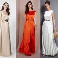 Вышитый пояс платья