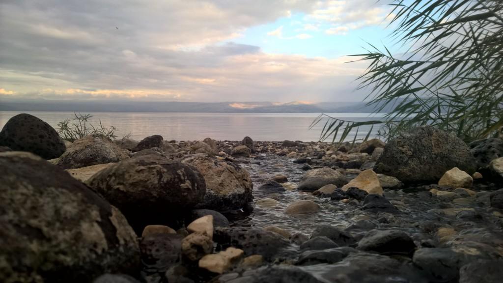 Конкурсная работа: фото Гуменюка Тимура (Ровно) с видом на Галилейское море