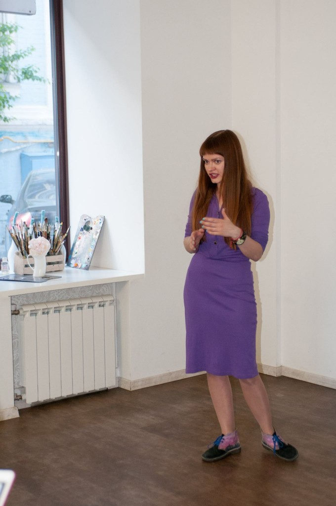 Blogger Party Ukraine: Маша-котлетка