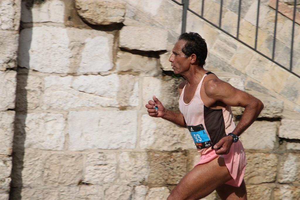 Иерусалимский международный марафон