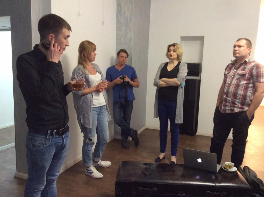 Blogger Party Ukraine: блоггеры работают
