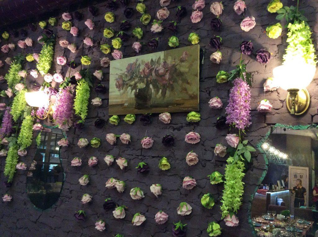 Purpur Amore: букет впечатлений в пурпурных оттенках