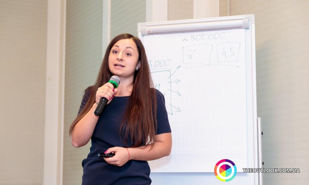"""Наталья Щука, корреспондент и ведущая """"Завтрак с 1+1"""""""