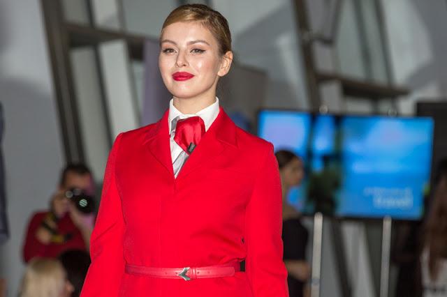 """Как аэропорт """"Борисполь"""" 9 ноября """"Небесных ласточек"""" принимал: Austruan Airlines"""