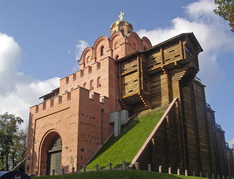 Золотые ворота в ХХI веке