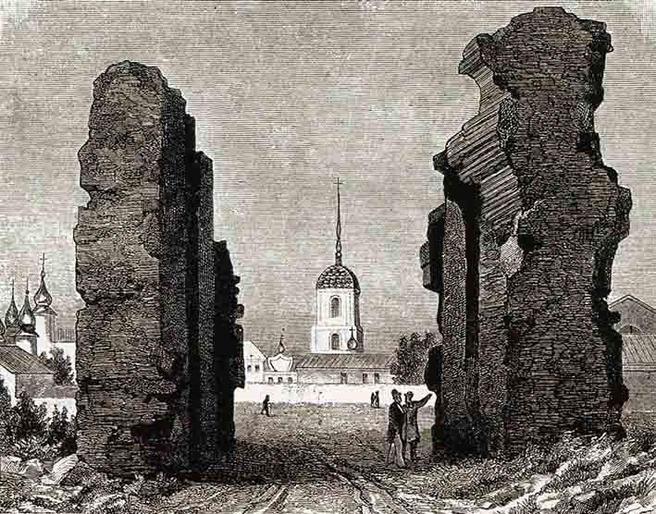 Тайны Старокиевской и Замковой Горы