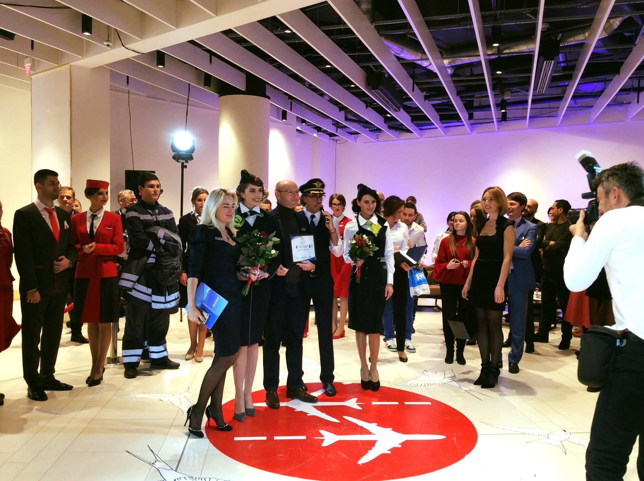 Авиамода и финал Sky Swallows 2017 в Киеве