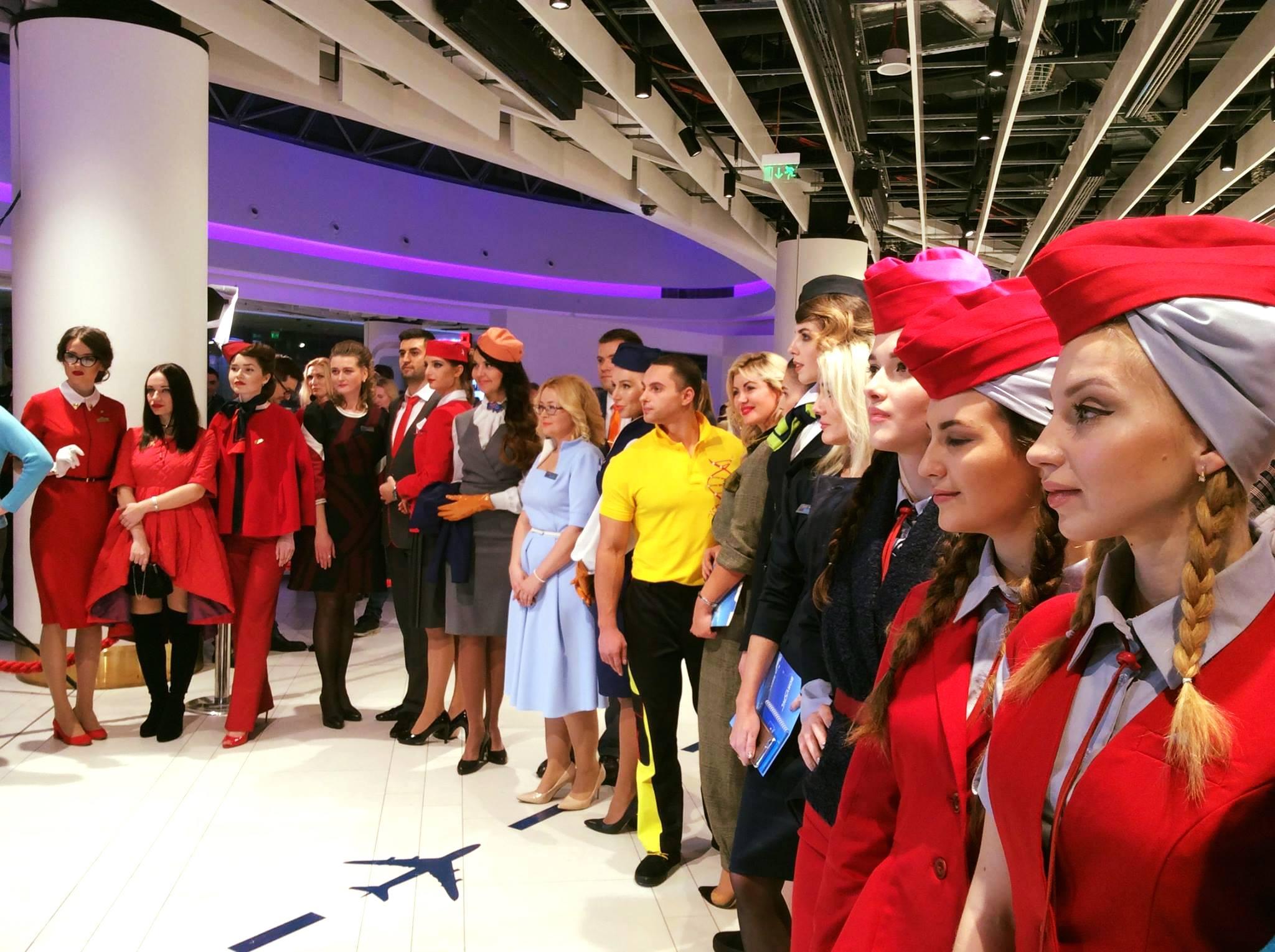 Какими будут новые решения для профессиональных нарядов стюардесс и бортпроводников?